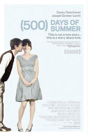 دانلود فیلم 500 Days of Summer 2009